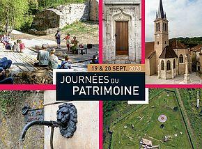 Journée europeennes du patrimoine